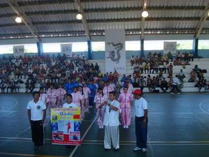 厄瓜多尔第八届中国武术节成功举办