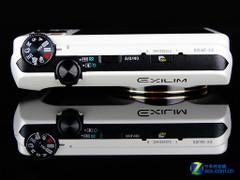 图为:卡西欧数码相机ZR100