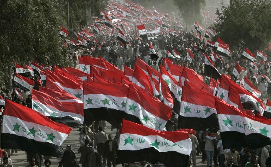 和平/萨达姆政权被推翻九周年,伊拉克和平与安宁仍未来临。