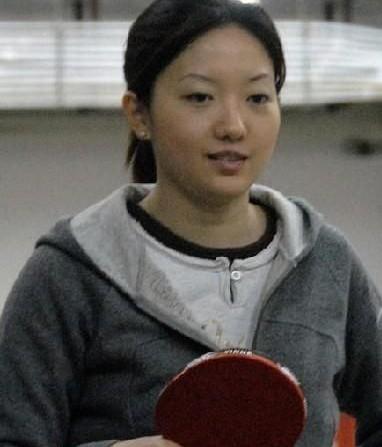 李佳薇乒乓球