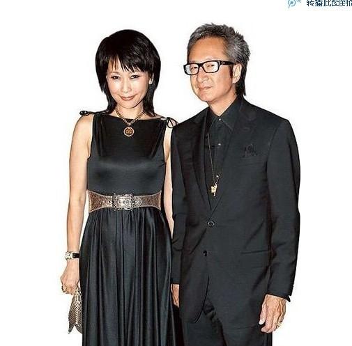 据知,陈国熹和该位中女关系近年越来越亲密,叶童心知中女的存在图片
