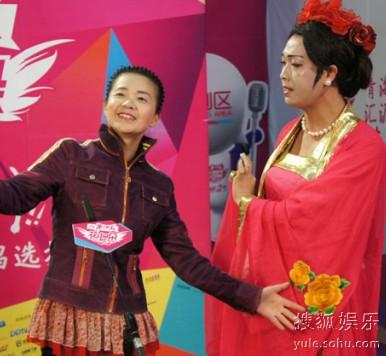 中国达人秀等都是她曾经参加过的比赛