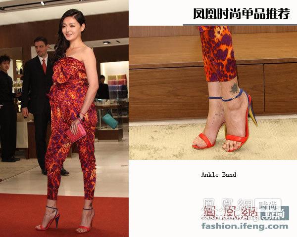女星穿未上架鞋款 千元鞋履广告免费做(1)_生活频道_光明网