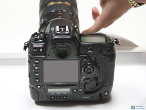 图为:尼康数码单反相机D3S-D4全面到货 尼康D3S送配件逼迫降价促