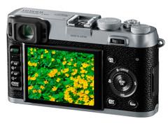 图为:富士数码相机X100