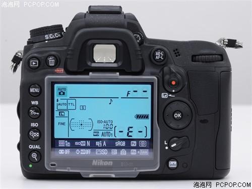 单反尼康D7000(18-105)套装促10180元