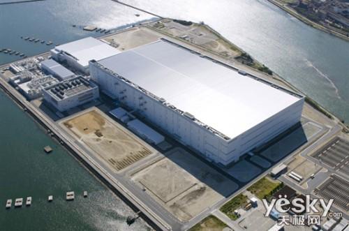 IPS Alpha Technology日本兵库县姬路市的工厂