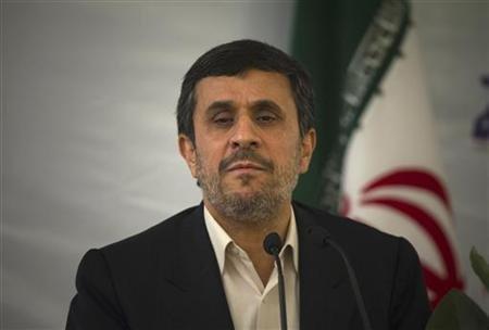 伊朗总统内贾德