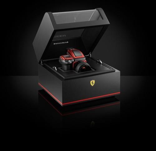 哈苏H4D-40法拉利特别版相机在欧美上市