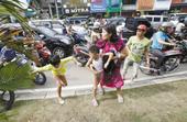 印尼苏门答腊北部发生8.5级强震 拉萨震感明显