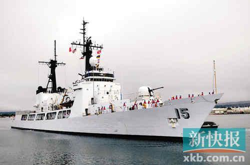 图片来自新华军事