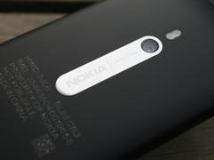 图为诺基亚Lumia800C