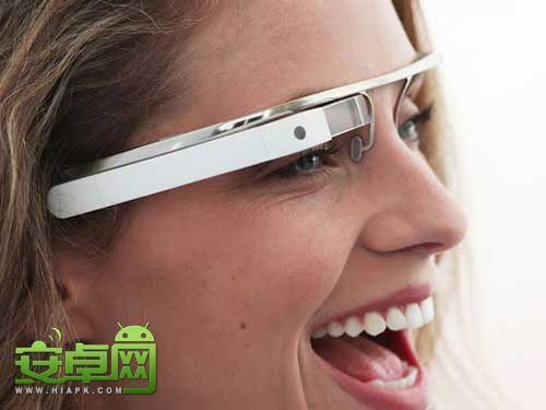 Google发布未来眼镜Google Project Glass