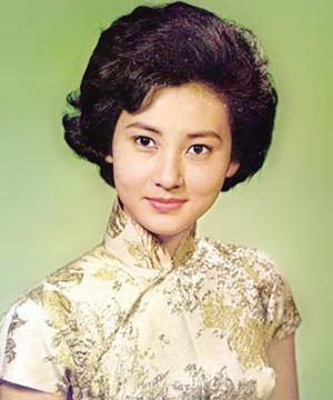 台湾第一美女张美瑶去世图