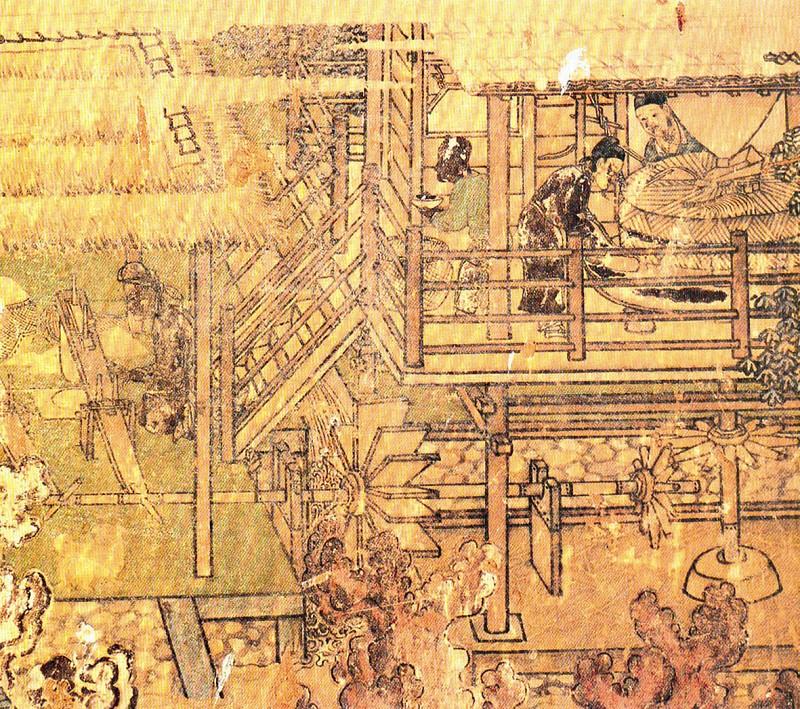 山西古代建筑精华之三十三:灵岩绝画(组图)