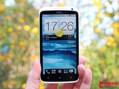 HTC One X正面图片