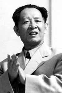 (胡耀邦 资料图)