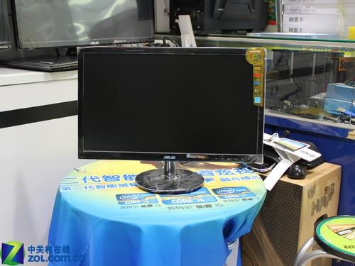 华硕VS229N-C液晶显示器的外观