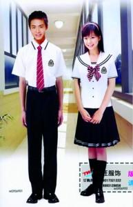 山大学生在线_看看咱们的校服款式 含有英伦风等时尚元素(图)-搜狐滚动