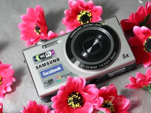 图为:三星数码相机SH100