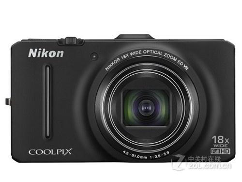 图为:尼康S9200