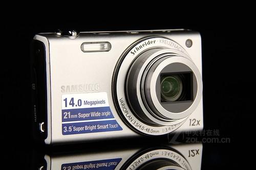 图为:三星数码相机WB210