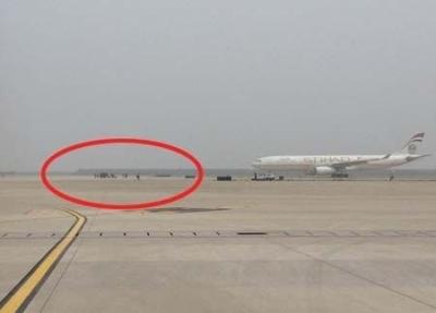 民航局调查 拦飞机 事件图片