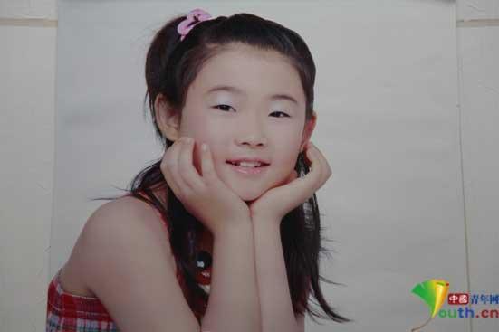 活泼、可爱,这是李欣玥的照片。