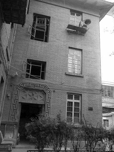 筒子楼装满老住户的搬迁渴望(图)图片
