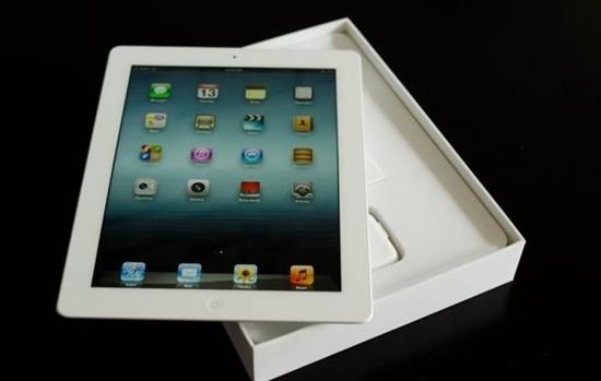 还没中国内地:新iPad第三批发售国家公布
