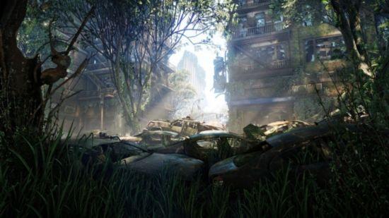 《孤岛危机3》重返纽约 截图公布