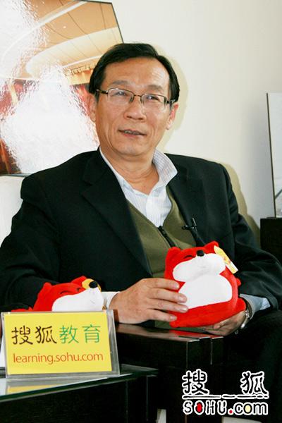 """北师大附属实验中学校长蔡晓东谈""""好学生""""评价标准。"""