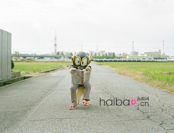 有心就能创造温暖回忆,一起来翻翻日本摄影师Toyokazu Nagano的儿童摄影相簿吧!