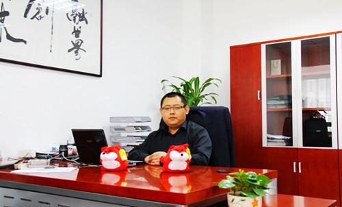 华瑞总经理:陈鹏先生