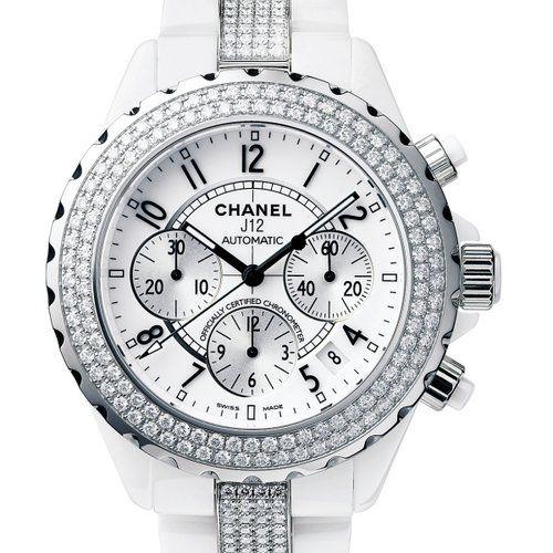 Chanel时装表