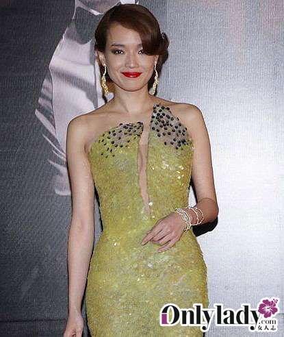 第31届香港电影金像奖 女明星完美发型top8(图)