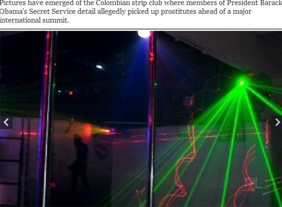 招妓自拍视频_美参议员称至少20名外国女子卷入特勤局招妓丑闻(图)
