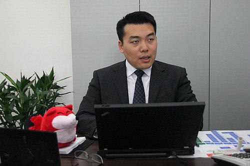 郑州奔驰郑州之星汽车销售服务有限公司销售总监陈政良先生
