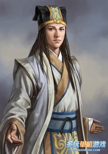 《三国志12》隐藏的古代武将曝光(组图)图片
