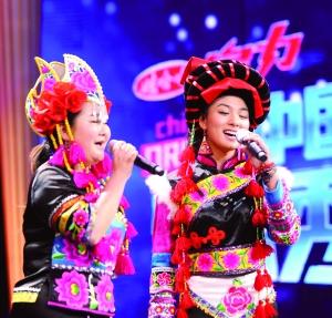 《中国梦想秀》绵羊妹妹秒杀曾轶可(图)