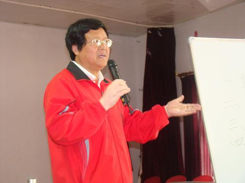 湖北举办2012门球教练培训班