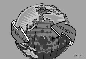 """关于人民币国际化""""双轨""""的毕业论文的格式范文"""