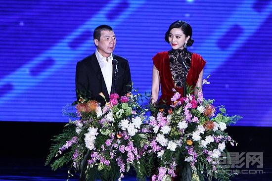 北京国际电影节开幕 刘德华不服老成龙遭调侃(组图)