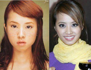 减肥前后对比照片图_明星减肥前后对比