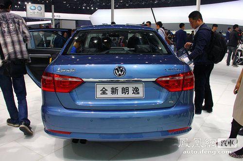 盘点2012北京国际车展16款热门首发车 全球首