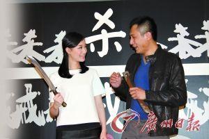 """刘烨和""""谋女郎""""很有缘,这次要在戏里爱上倪妮。"""