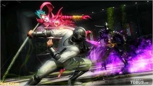 动态 游久/《忍者龙剑传3》第三弹DLC公布新难度追加(组图)