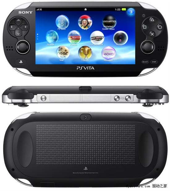 PS Vita销量惨不忍赌:索尼或降价销售