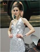 香车美女图锦,三星NX20车展大显身手