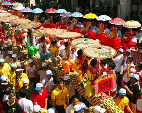 悠游台湾:小城故事多 充满喜和乐(组图)图片